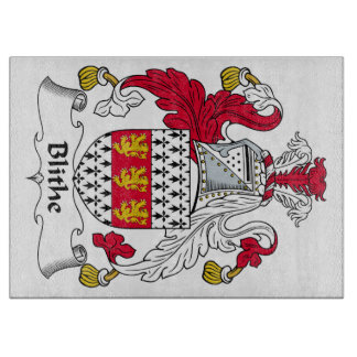Blithe Family Crest Cutting Boards