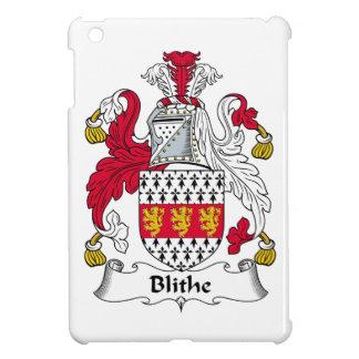 Blithe Family Crest iPad Mini Cases