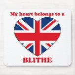 Blithe Mouse Mats