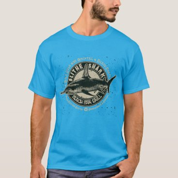 Beach Themed Blithe shark T-Shirt