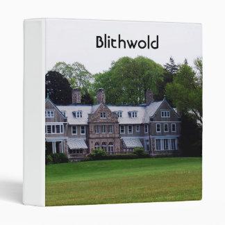 Blithwold Vinyl Binder