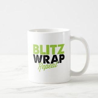 Blitz Wrap Repeat - Coffee Mug