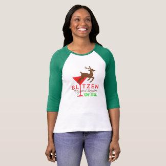 Blitzen... The Greatest Reindeer of All! T-Shirt