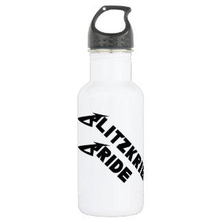 Blitzkrieg Bride Water Bottle