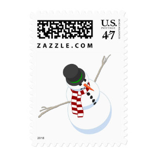 Bliz the Snowman Postage