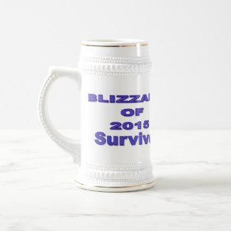 Blizzard 2015 Survivor Stein