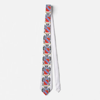 Blizzard Coat of Arms - Family Crest Tie