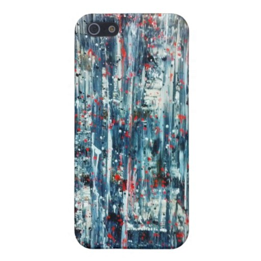 Blizzard i-phone case case for iPhone 5/5S