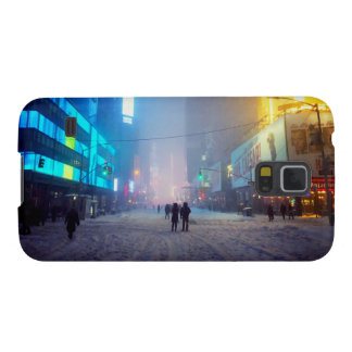 Blizzard In Times Square Case For Galaxy S5