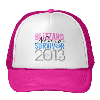 Blizzard Nemo Survivor 2013 Hat 3