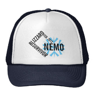 Blizzard Nemo Survivor 2013 Hat 4