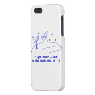 BLIZZARD OF '13 Phone Case