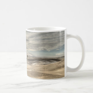 Blizzard on the Dunes Coffee Mug