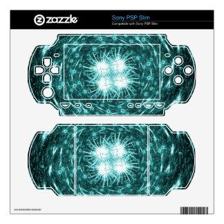 Blizzard Skin For The PSP Slim