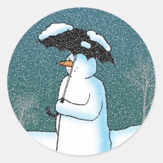 Blizzard Sticker