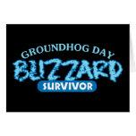Blizzard Survivor Card