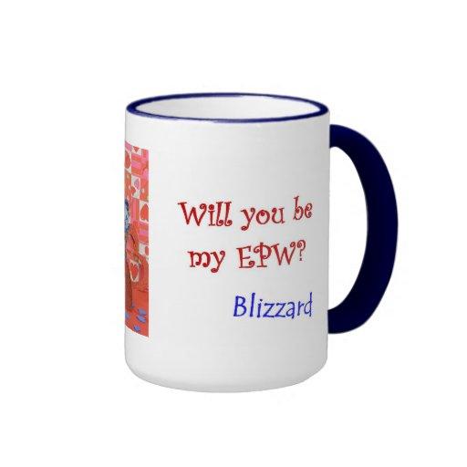 Blizzard's EPW Puppy Love mug