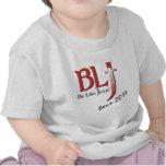 BLJ Be Like Jesus Tour 2011 Shirts