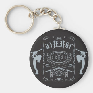Blk-Rbl Keychains