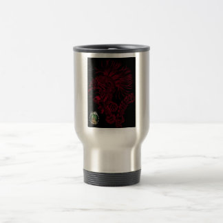 Blk/Red Ruthless Coffee Mugs