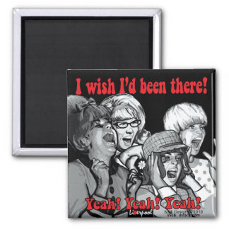 blk_wht_scream_wish 2 inch square magnet