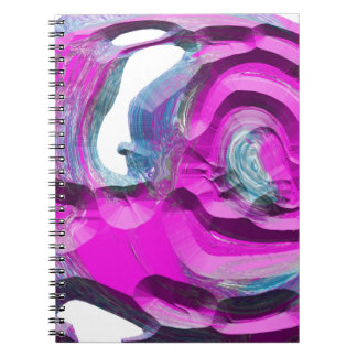 """Blob"" by Haydee Rodriguez Notebook"