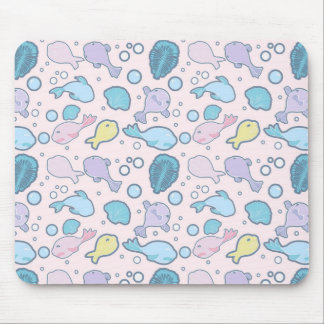 Blob Fish Mouse Pad