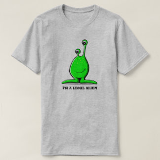 Blobbie the Alien - on everything you want! T-Shirt