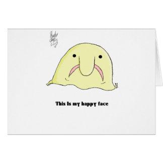 Blobfish Card