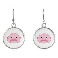 Blobfish Drop Earrings