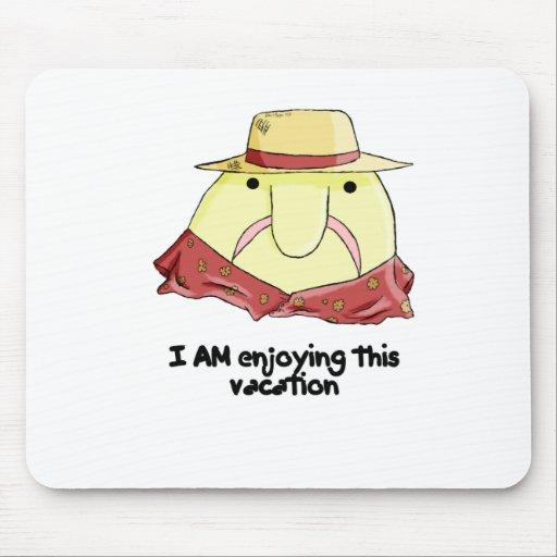 Blobfish el vacaciones alfombrillas de raton