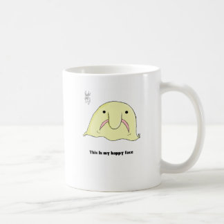 Blobfish Classic White Coffee Mug