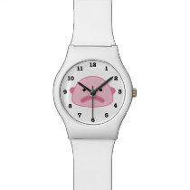 Blobfish numbered May28th Wristwatch