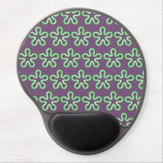 Blobs pattern gel mousepads