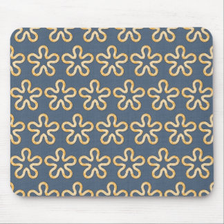 Blobs pattern mouse pads