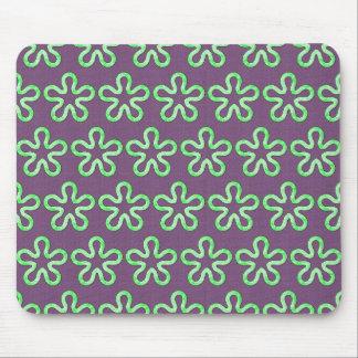 Blobs pattern mousepad