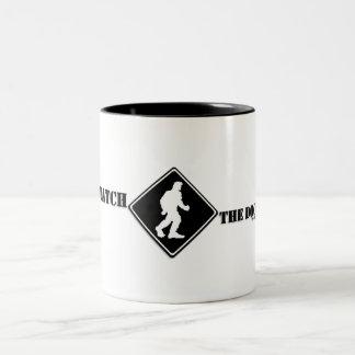 Blobsquatch Documentary Classic Two-Tone Coffee Mug