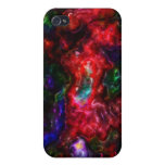 Blobular Rainbow iPhone 4/4S Case