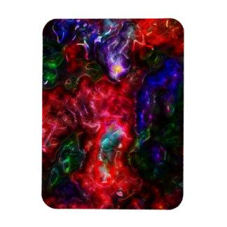 Blobular Rainbow Flexible Magnets