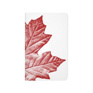 Bloc de bocetos de Canadá de los cuadernos del rec