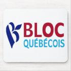 Bloc Quebecois Mouse Pad