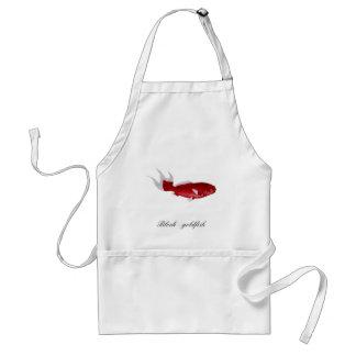 Bloch - goldfish apron