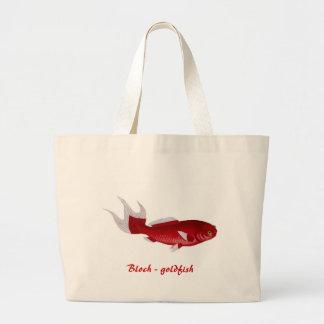 Bloch - goldfish bolsa tela grande