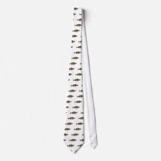 Bloch - Holocentrus tigrin (Harlequin Bass) Neck Tie