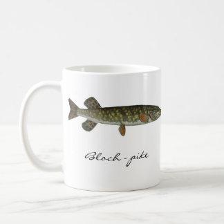 Bloch - pike coffee mug