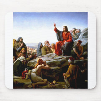 Bloch Sermon On The Mount Mouse Pad