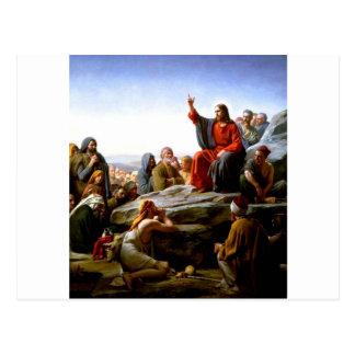 Bloch Sermon On The Mount Postcard
