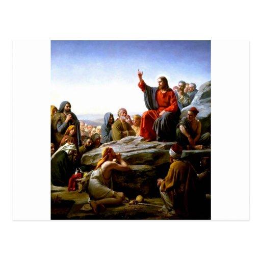 Bloch Sermon On The Mount Postcards