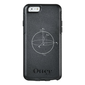 Bloch Sphere | Quantum Bit (Qubit) Physics / Math OtterBox iPhone 6/6s Case