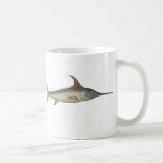 Bloch Xiphias gladius - Swordfish Coffee Mug